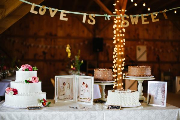 ガーランド 結婚式